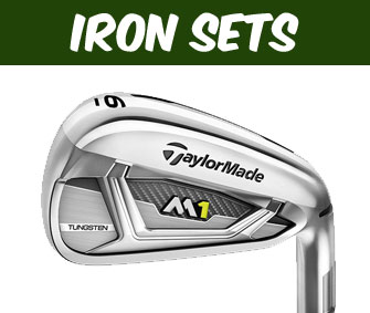 Pre-Owned Iron Sets