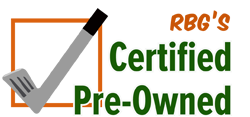 RBG Certified Pre-Owned