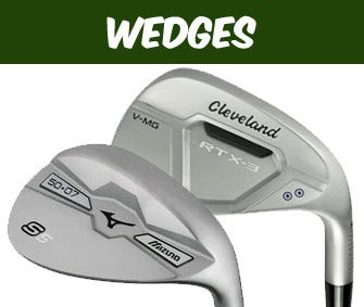 Pre-Owned Wedges