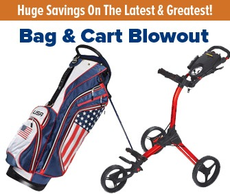 Bag & Cart Blowout