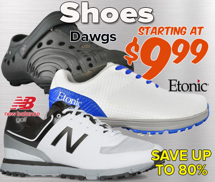 Shoes Starting At $9.99 - Save Up To 80%!