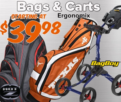 Bags & Carts - Starting At $39.98! width=