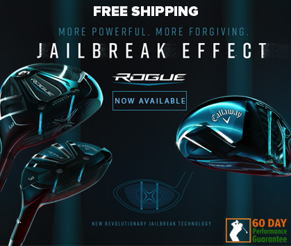 Callaway Rogue Now Available At RBG!