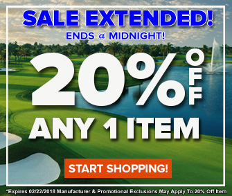 20% Off Any Single Item! Sale EXTENDED!