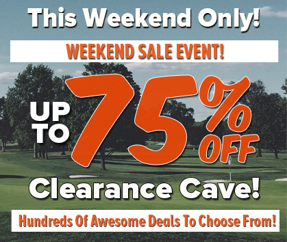Up To 75% Off CLEARANCE Deals! This Weekend ONLY!