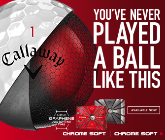 Shop Callaway Chrome Soft & Chrome Soft X Golf Balls At RBG!