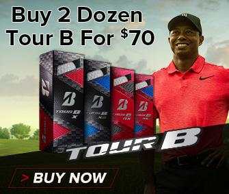 Bridgestone Tour B Golf Balls - 2 For $70!