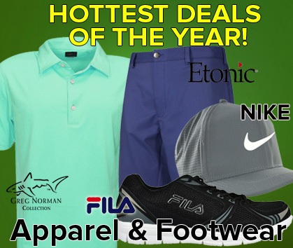 Hottest Apparel & Footwear Deals of the Year!