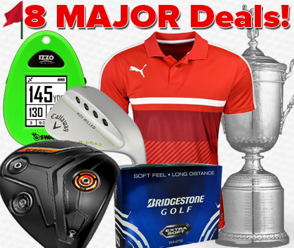 15% OFF Site Wide PLUS Free Shipping For The US Open!