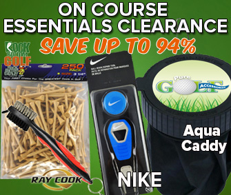 On Course Essentials Clearance - Save Up To 94%!