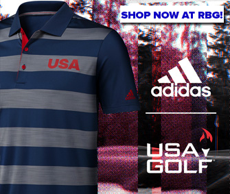 ​Adidas USA Golf Collection! Shop Now At RBG!