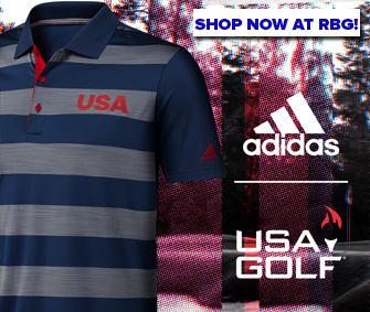 Adidas USA Golf Collection! Shop Now At RBG!