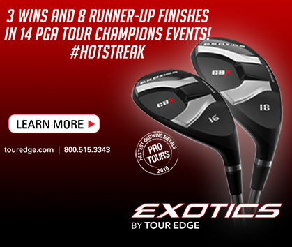 Get Your #HOTSTREAK Started With Tour Edge CBX Hybrids! Shop Now At RBG!