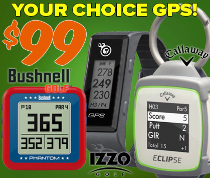 $99 GPS Electronics - Your Choice!