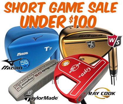 Short Game Deals Under $100!