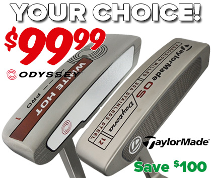 Your Choice $99 Putters!