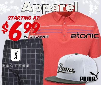 Apparel Deals - Starting At $6.99!