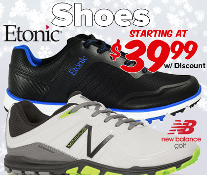 Shoe Deals - Starting At $39.99!
