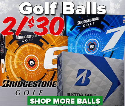 Bridgestone Golf Balls - 2 For $30!
