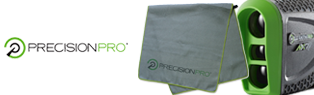 Free Towel w/ Select Precision Pro Rangefinder Purchase!